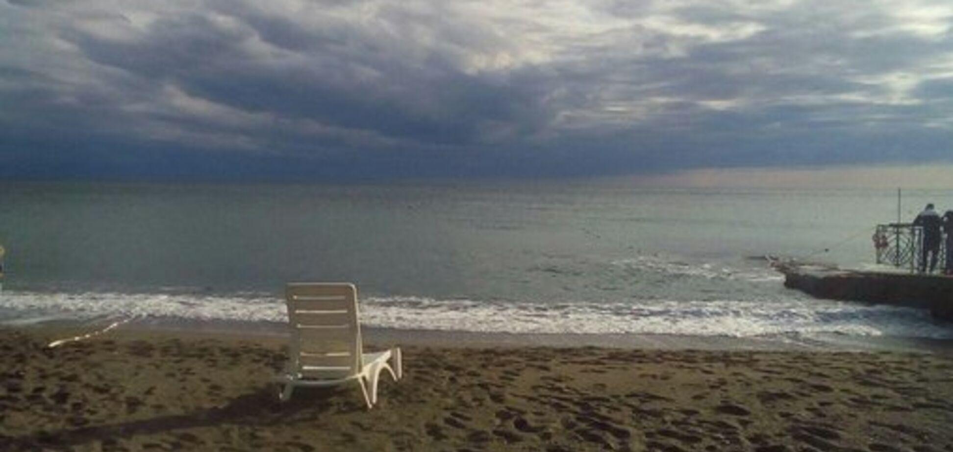 'Бархатный сезон': в сети показали настоящие фото из Крыма