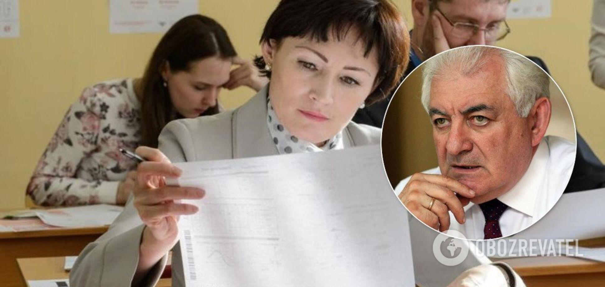 'Советчина!' Экс-глава УЦОКО раскритиковал нововведение Минобразования