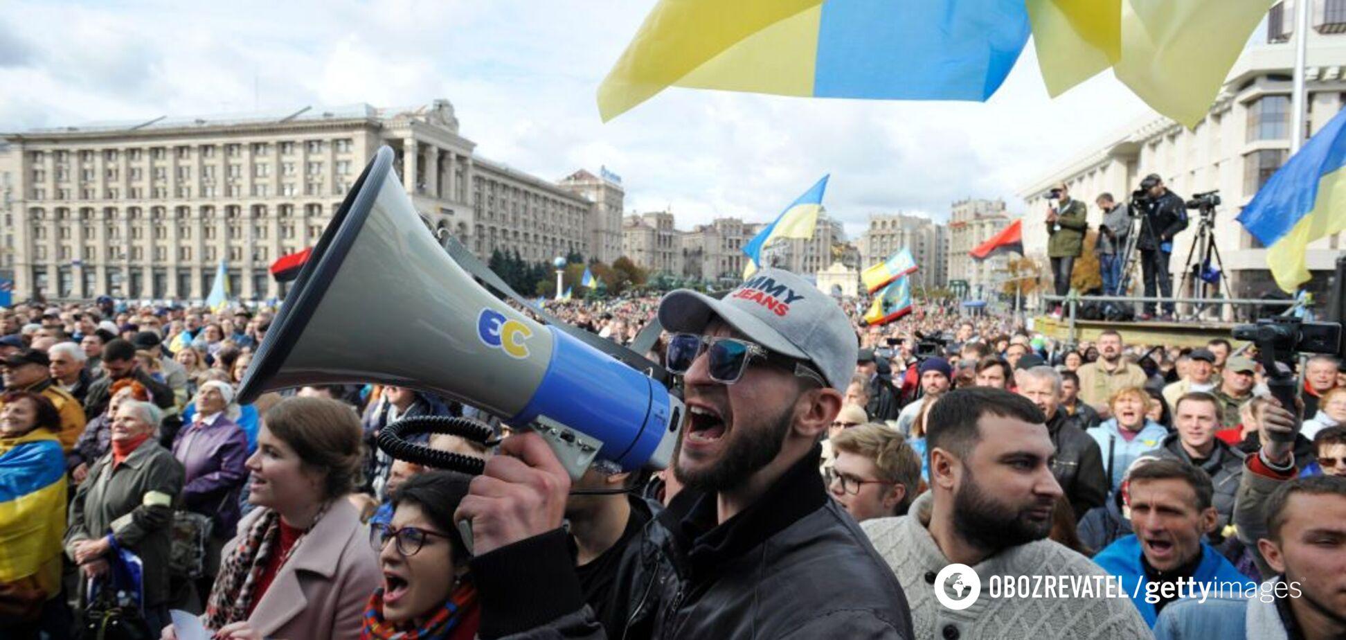'Зеленський подібний Януковичу': Портников вказав на небезпеку третього Майдану