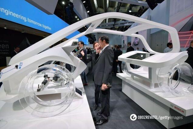 Мікрочіпи Bosch істотно збільшать запас ходу електромобілів