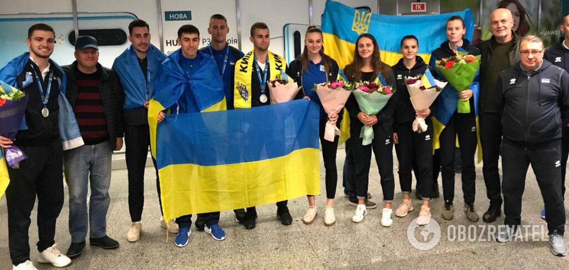 Герои дня: Киев встретил вице-чемпионов мира в баскетболе 3х3