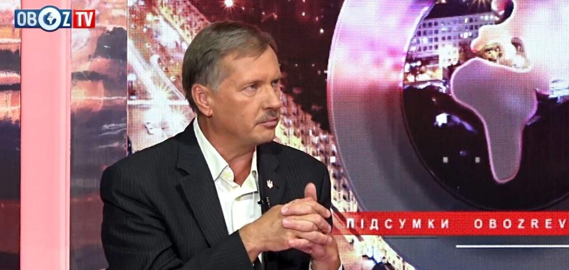 'Запад готов нас отбросить': Чорновил озвучил 'цену' санкций против России