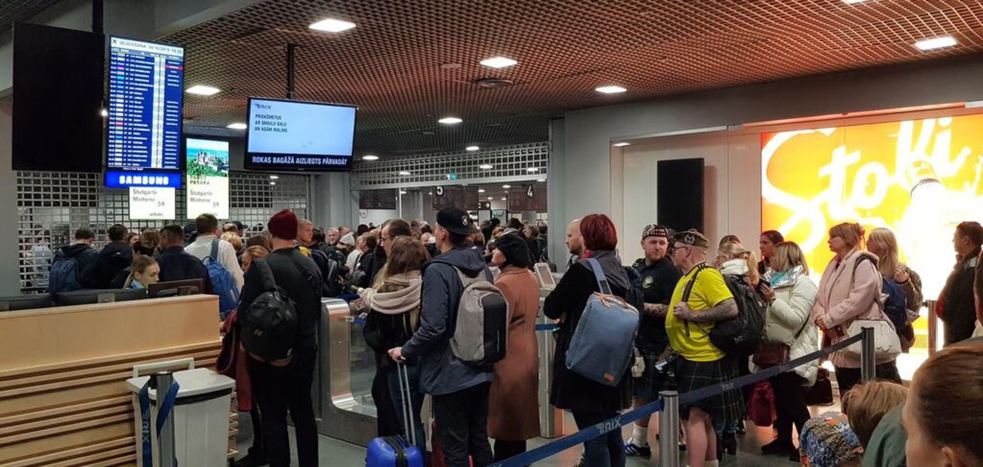 С украинцами случилось возмутительное ЧП в международном аэропорту