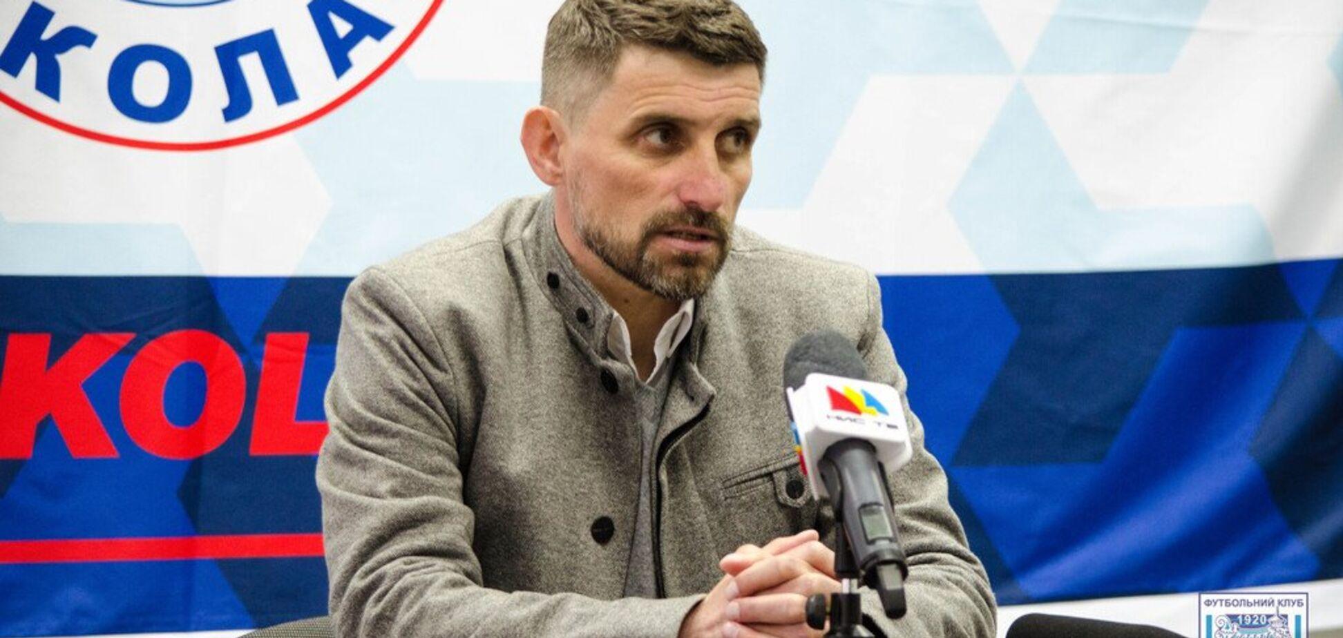 Украинский тренер призвал взять автомат всех, кто не согласен с формулой Штайнмайера