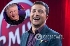 'Это была рвань!' На 'Лиге смеха' позабавили пародией на Зеленского и Боклана