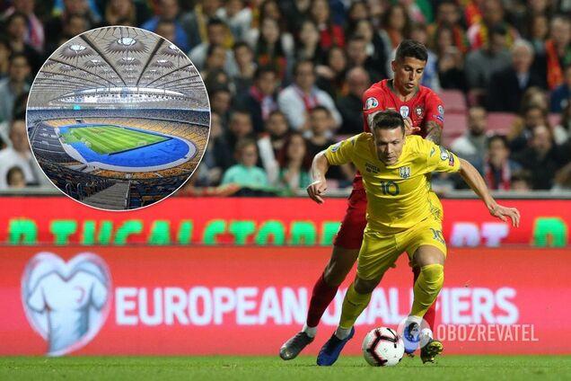 Україна – Португалія: продаж квитків на матч викликав розбірки