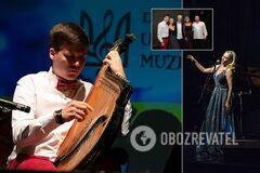 Дни украинской музыки в Черногории