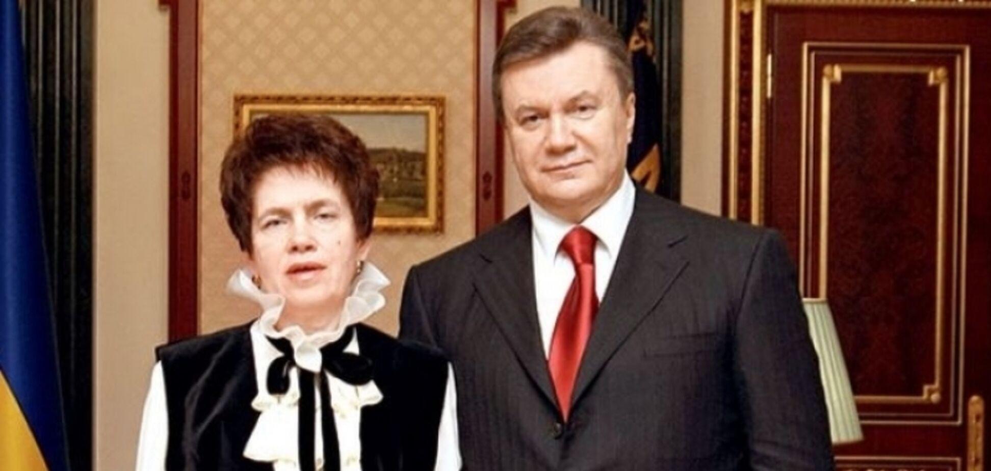 День рождения Людмилы Янукович: как она выглядит сегодня и где живет