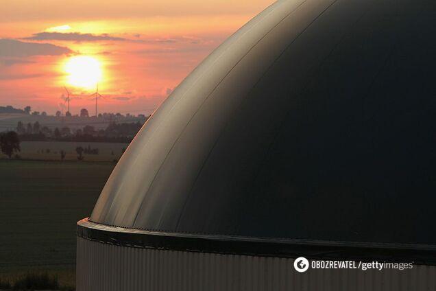 Слезть с газовой иглы: как в Украине строят биогазовые станции