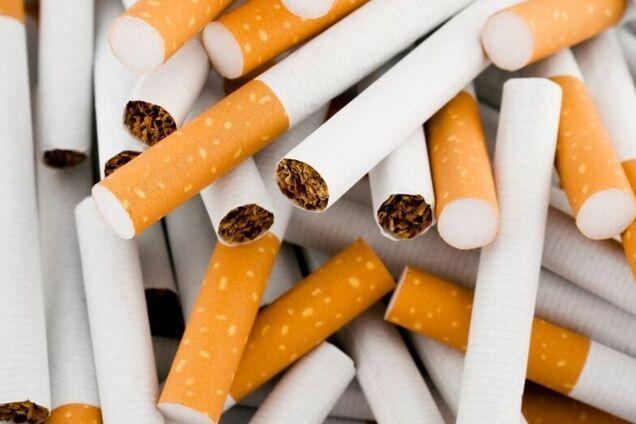 Мировые табачные гиганты могут закрыть заводы в Украине из-за нового закона