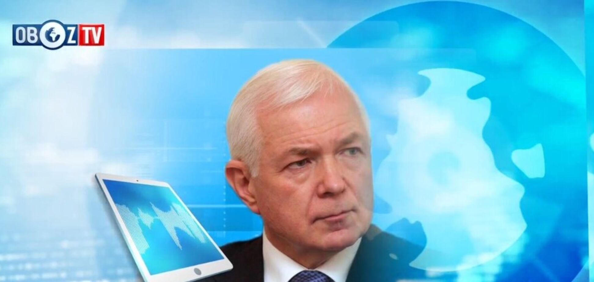 Американський тиск на Україну нічим не кращий за російський: розвідник
