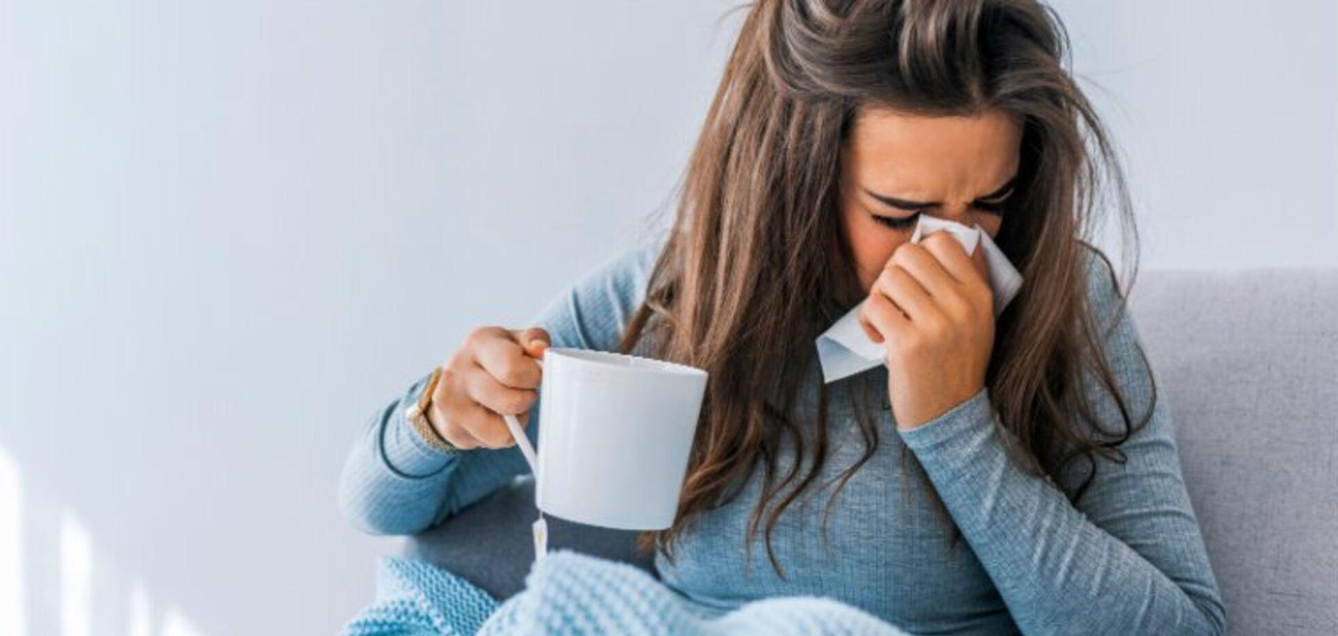 Як врятуватися від застуд: лікарка дала дієву пораду