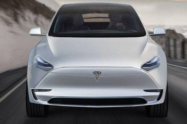Новий електрокар Tesla зняли під час секретних випробувань