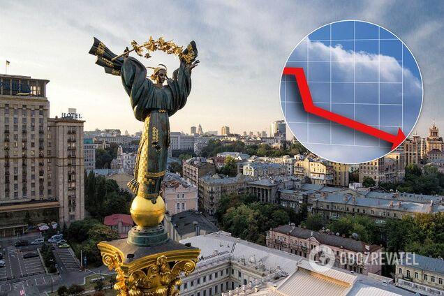 Бюджет України не виконують
