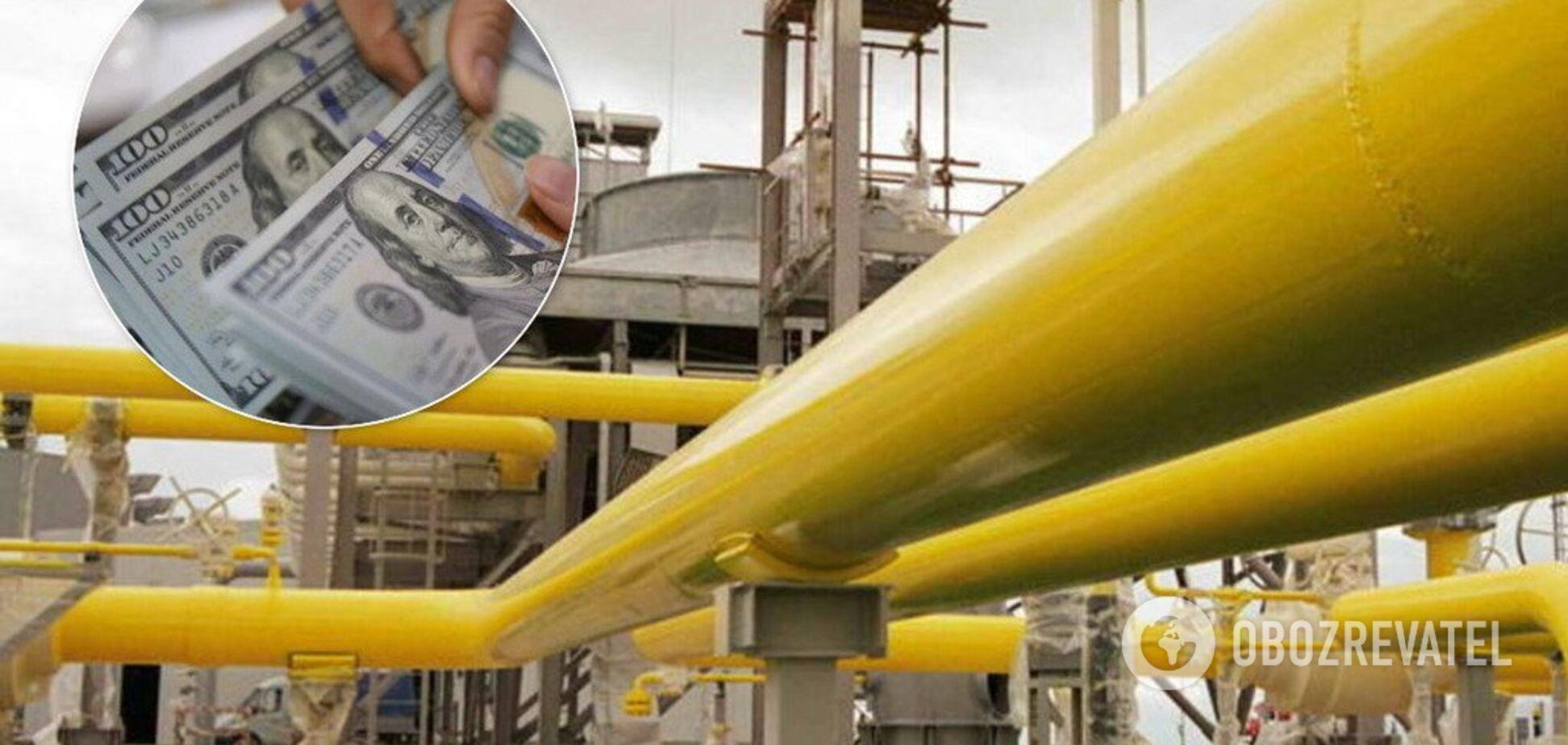Россия остановит транзит газа через Украину: названа сумма убытков