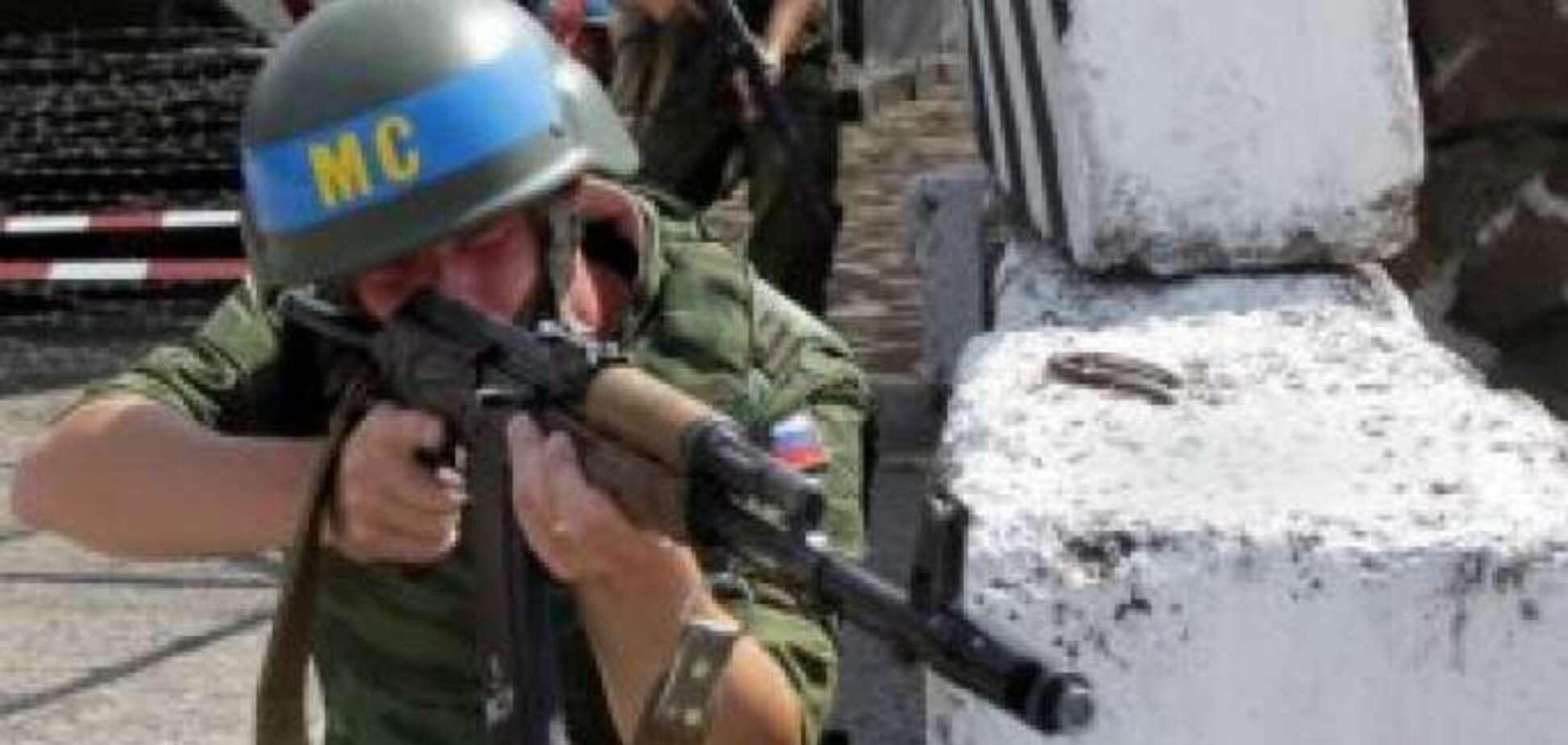 Российская 'миротворческая фикция' – позорная правда