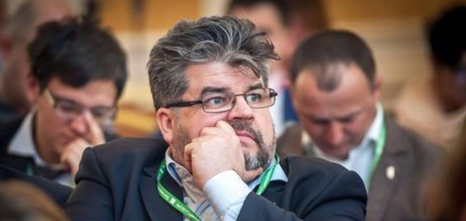 Яременко пішов з посади глави комітету