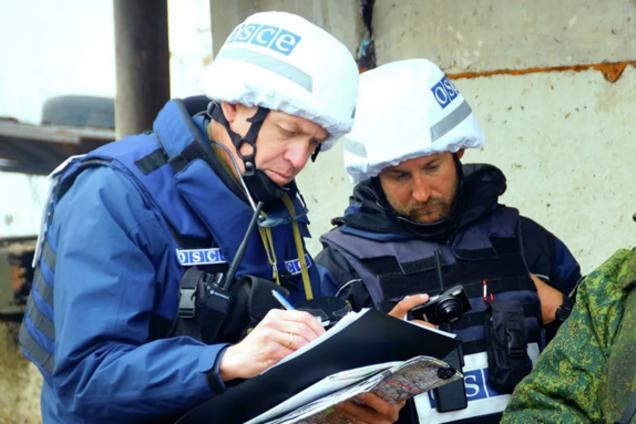 За разведением следили представители ОБСЕ