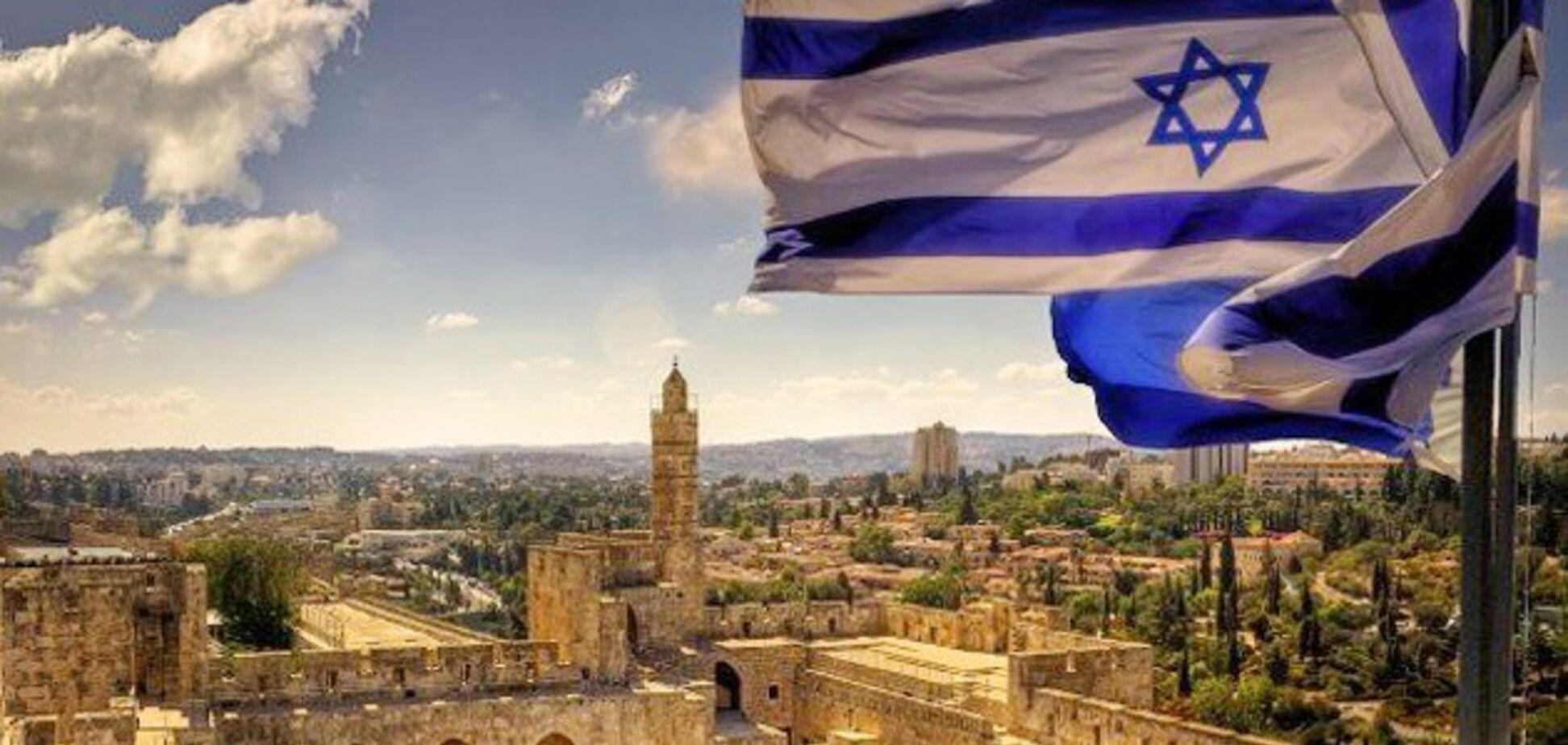 'Фашистська' держава Ізраїль. Мрію так само!
