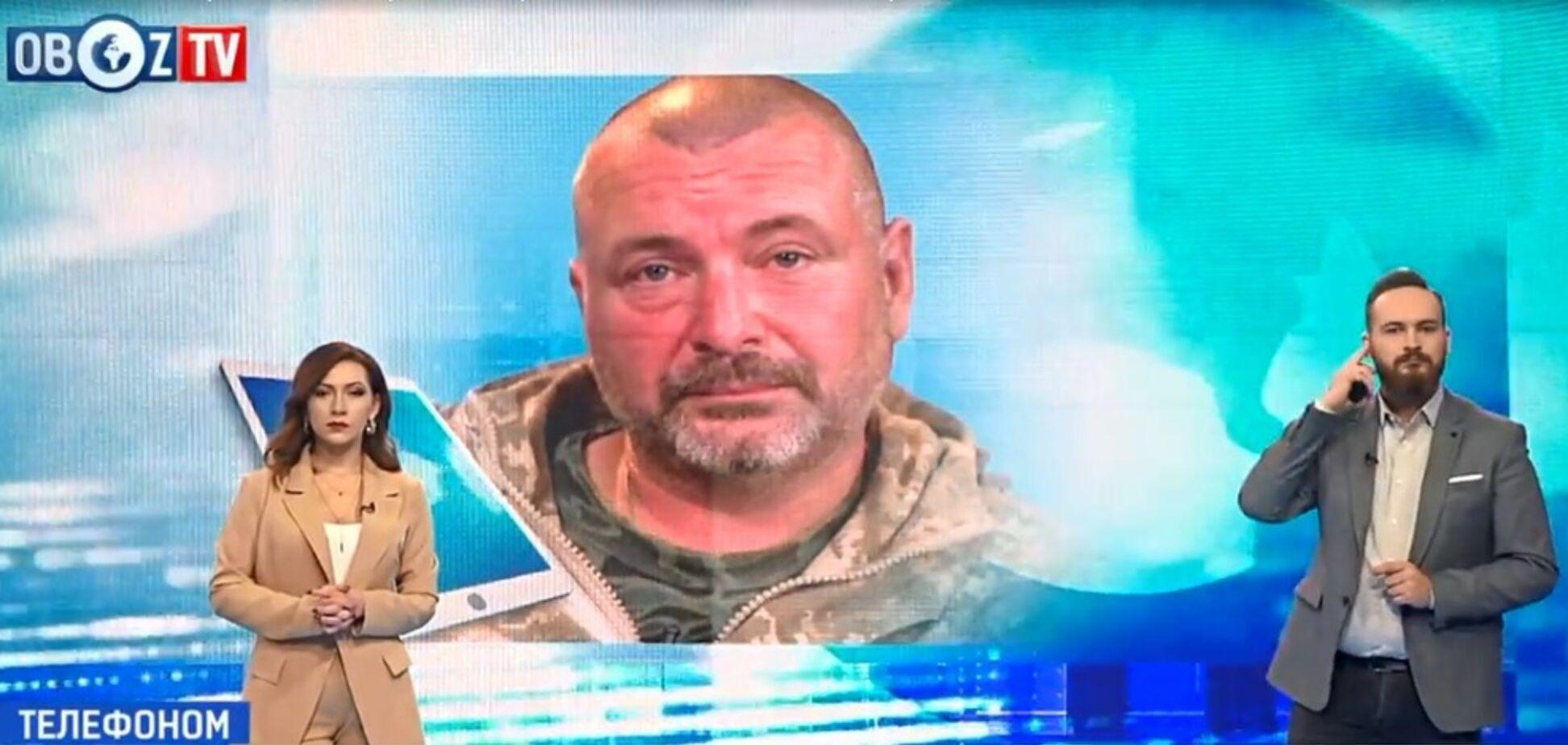 Сивохо розлютив ветерана АТО: 'войовнича меншість' влаштувала флешмоб