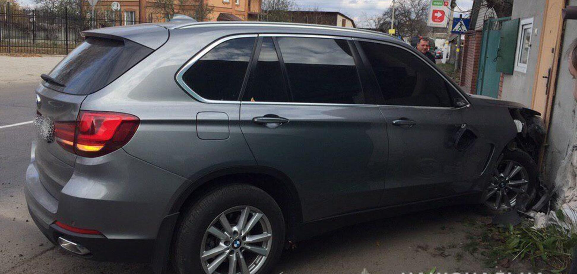 Под Киевом пьяный водитель сбил беременную женщину