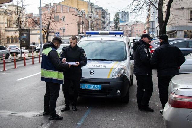 В Киеве мужчина умер посреди улицы