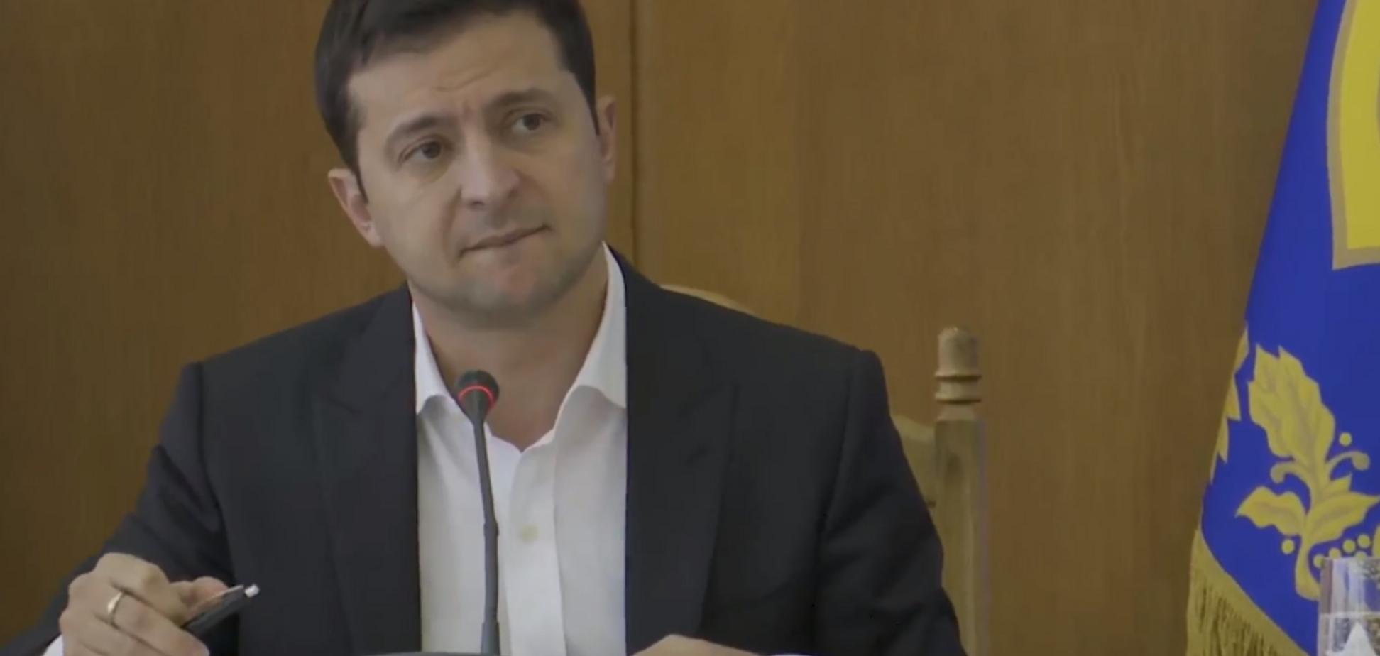 'Где дороги?!' Зеленский устроил разнос властям Тернополя