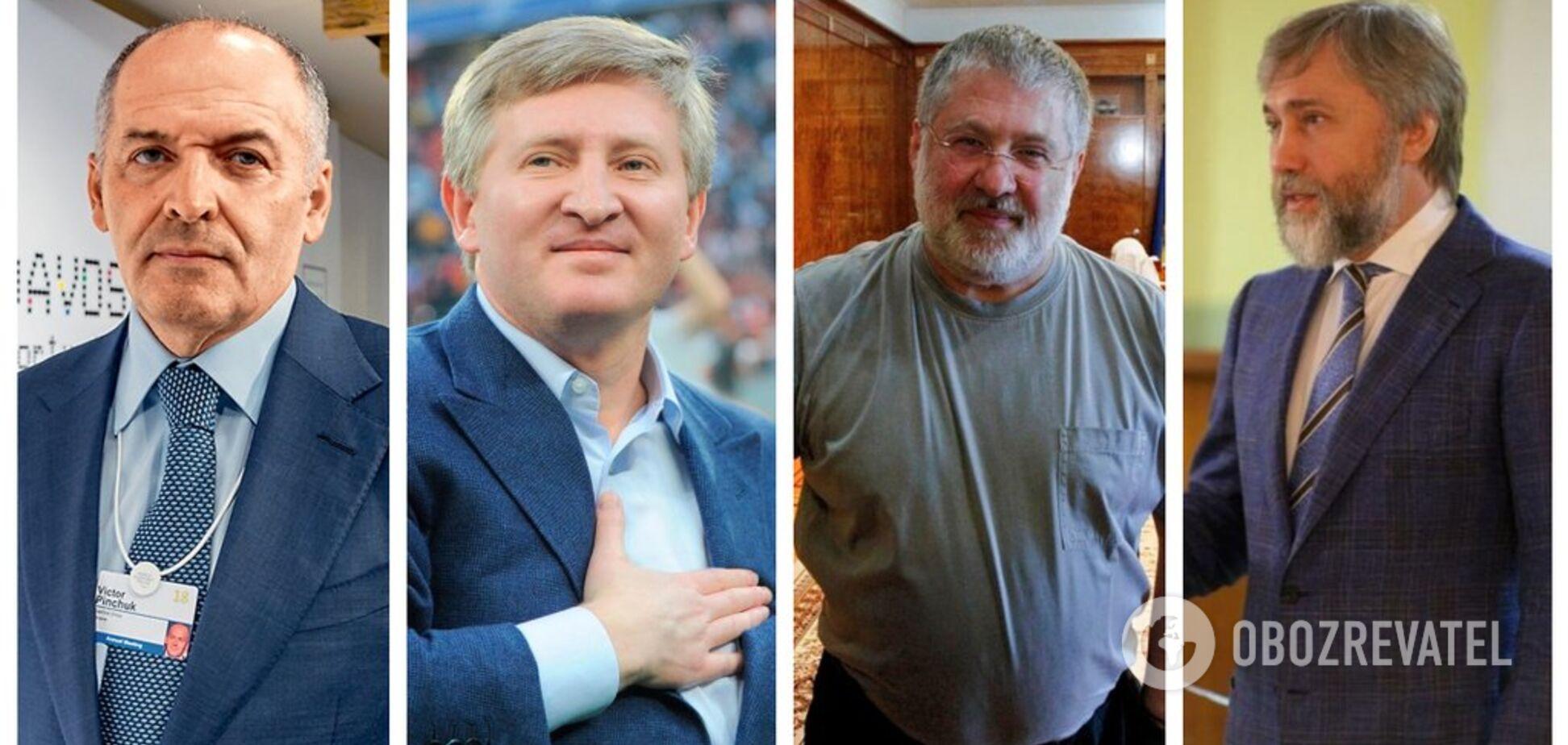 Мільярдна сотня: озвучено список найбагатших українців