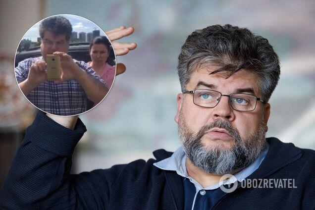 Спливло ще одне скандальне відео з Яременком