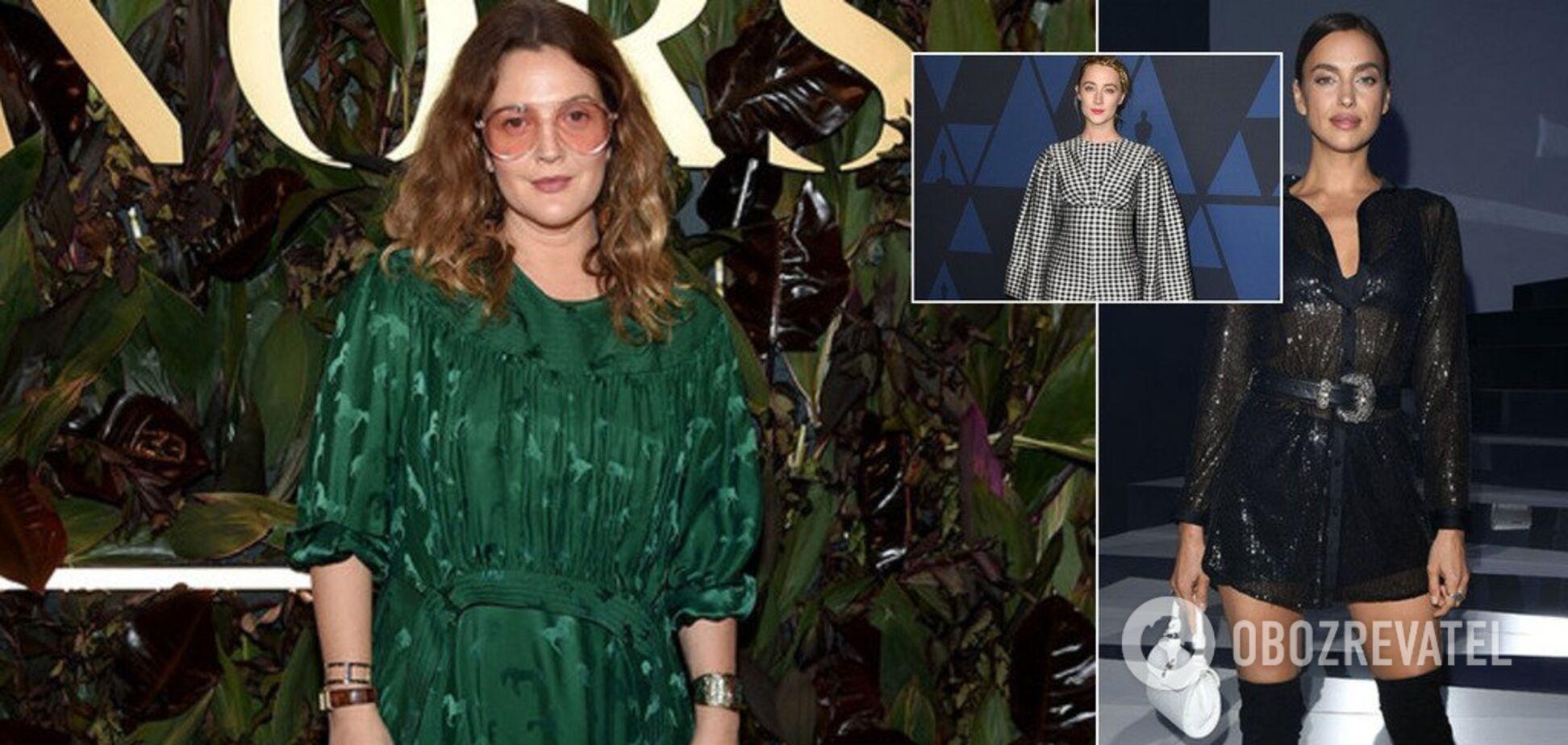 Вульгарна Шейк і Беррімор в пом'ятому платті: найгірше вбрання зірок на цьому тижні