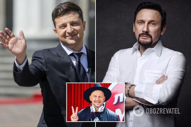 Михайлов матюкався на Зеленського - розрулив Потап