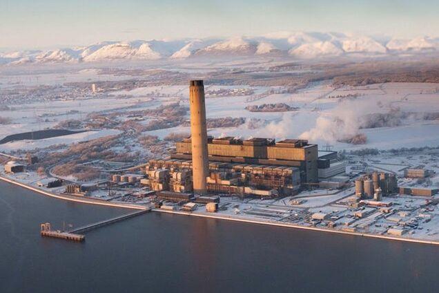Угольная электростанция Longannet до демонтажа