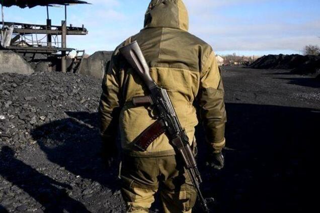 Террористы на Донбассе