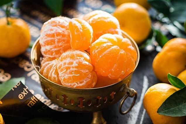 З'ясувалася несподівана небезпека мандаринів