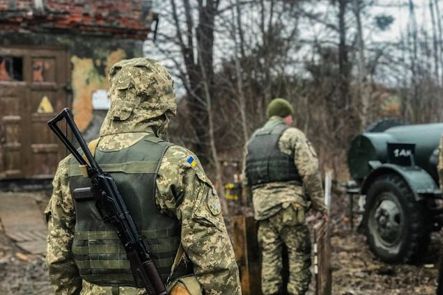 Террористы подло атаковали ВСУ на Донбассе