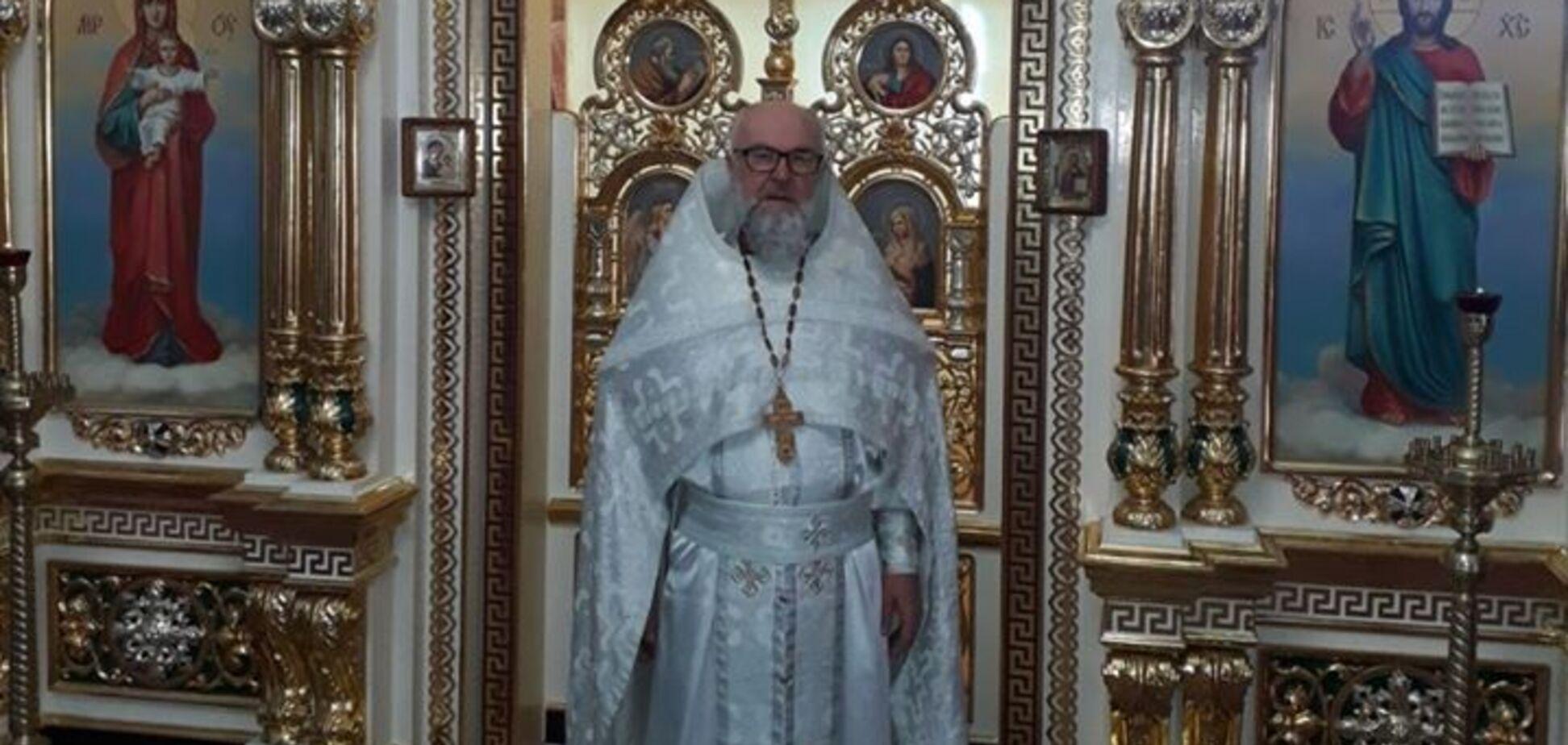 В Харькове жестоко избили священника УПЦ КП: подробности и фото