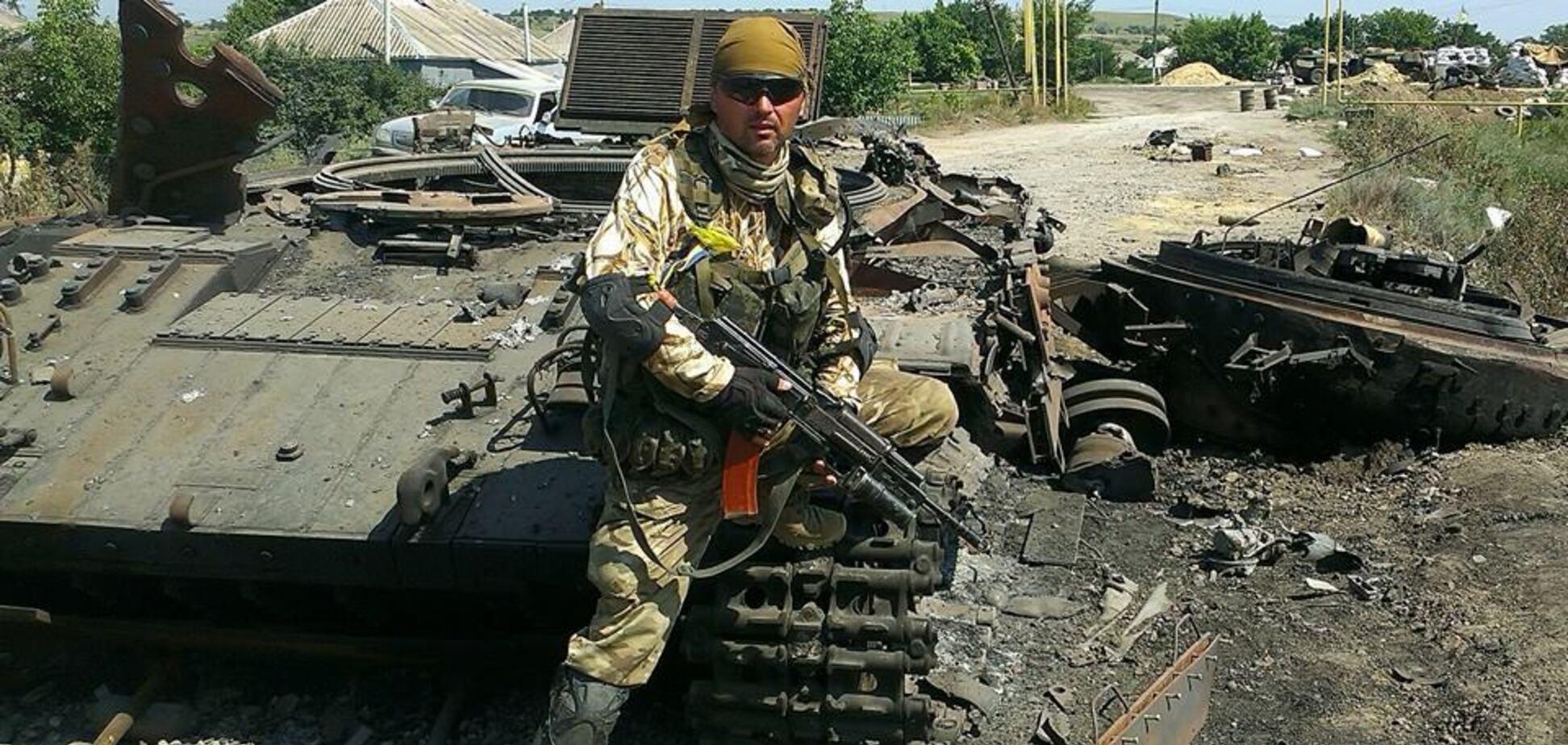 Экс-командира роты 'Айдар' вызвали в СБУ: стала известна причина