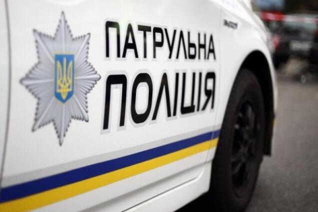 Под Днепром водитель грузовика пытался сбежать от полиции (иллюстрация)