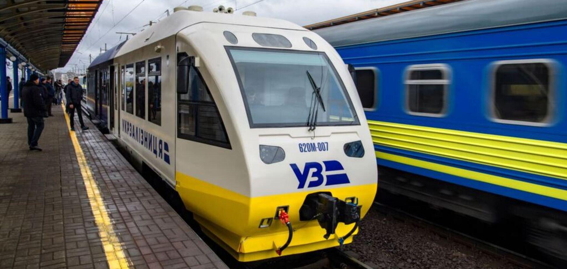 Всех экстренно эвакуировали: с поездом Харьков – Киев произошло ЧП