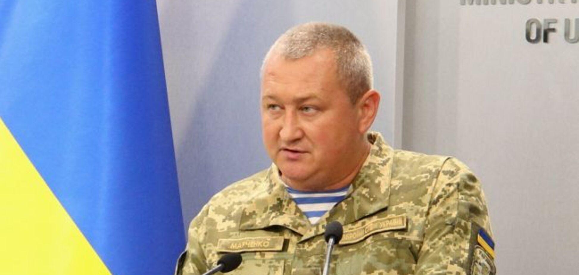 Справа бронежилетів для ЗСУ: генерала Марченка заарештували