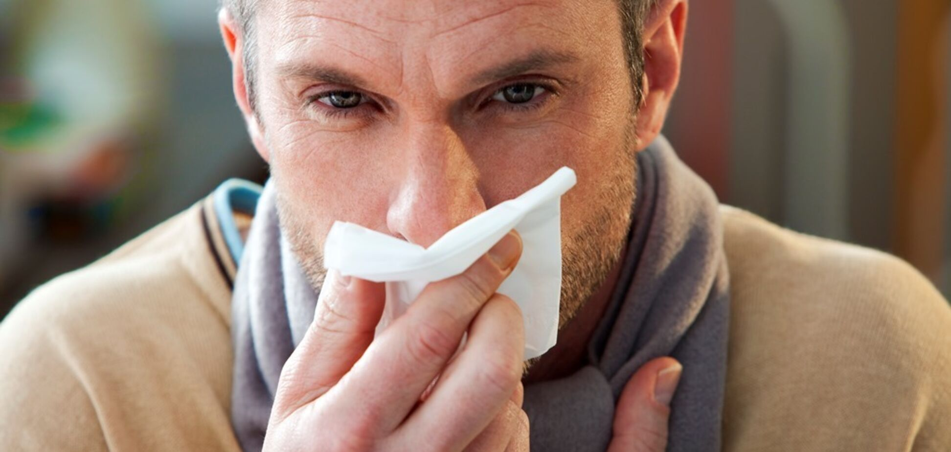 Слабость сильных: тестостерон подавляет выработку антител к вирусу гриппа