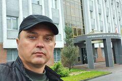 Екскомандира роти 'Айдар' раптово викликали в СБУ: що відомо