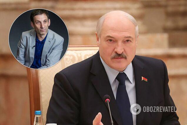 Віталій Портніков, Олександр Лукашенко