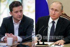 Зустріч із Зеленським: у Путіна дали прогноз