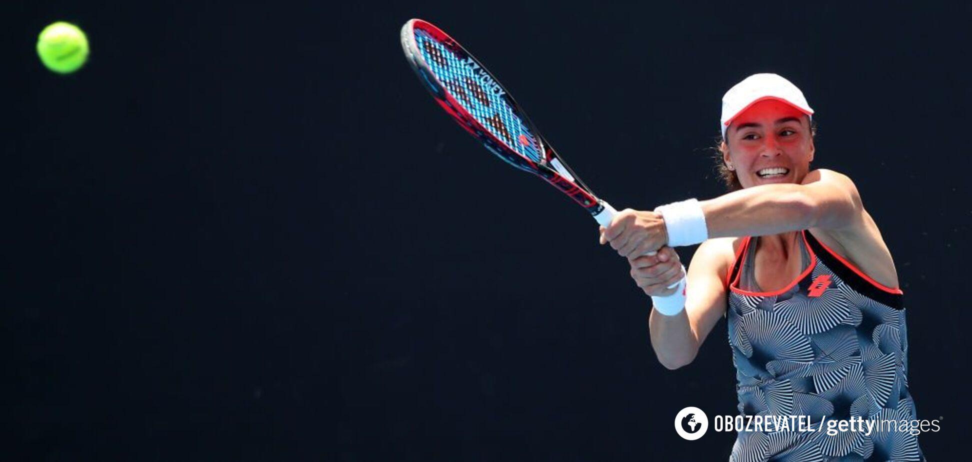 Украинцы установили рекорды в мировых теннисных рейтингах
