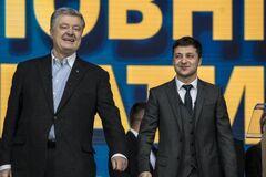 Культ Зеленского в Украине: при Порошенко такого не было