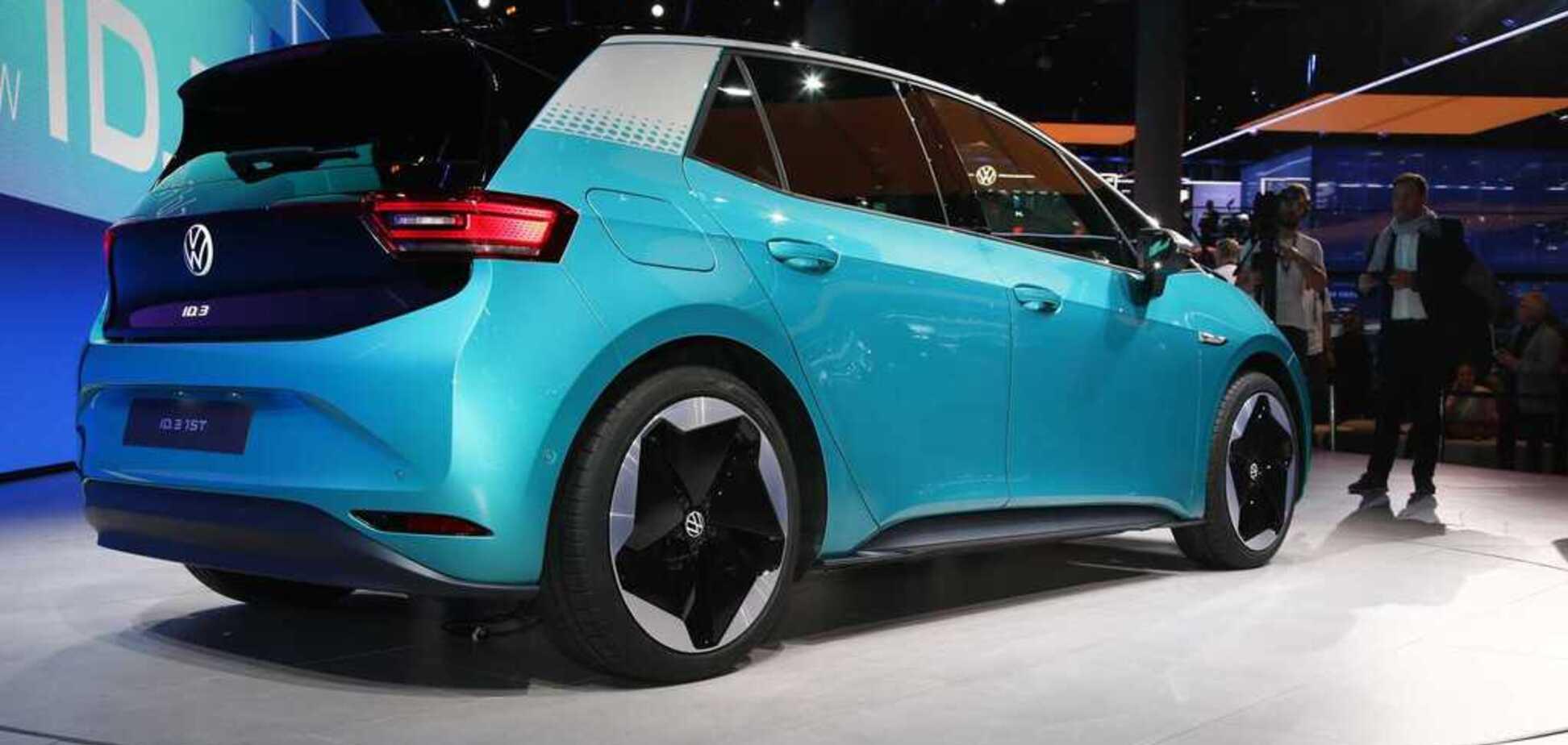Концерн Volkswagen випустив перший електрокар: стали відомі ціна і характеристики