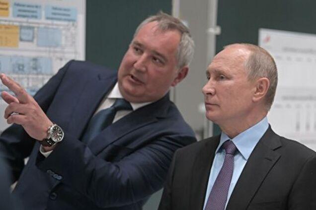 Дмитрий Рогозин опроверг слова президента России Владимира Путина о хищениях