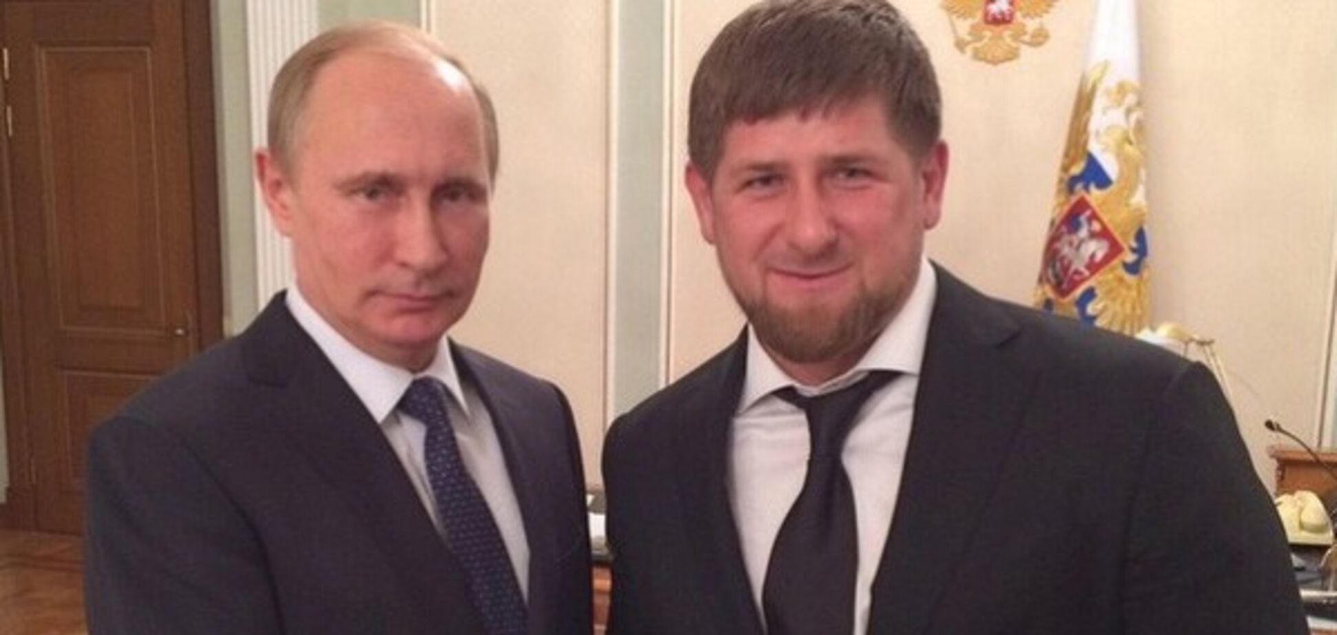 Писать нельзя бояться. Рамзан Кадыров. Смерть в 45 лет