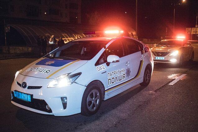 В Киеве мужчина устроил самоподжог